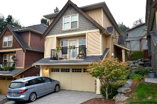 "Main Photo: 14 36169 LOWER SUMAS MTN Road in Abbotsford: Abbotsford East Townhouse for sale in ""Junction Creek"" : MLS® # R2202581"
