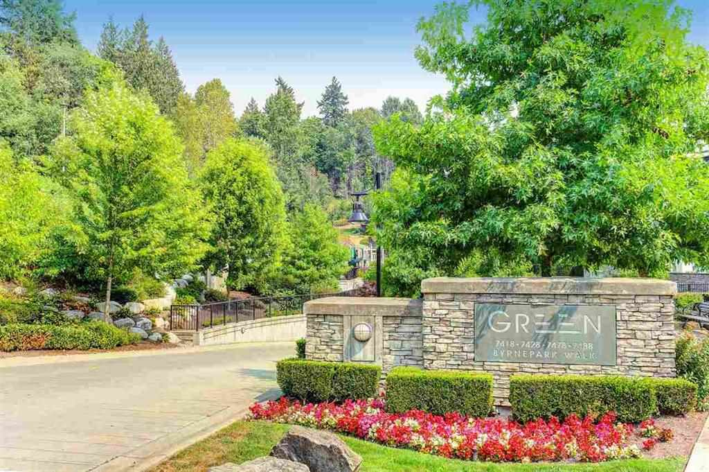 "Main Photo: 410 7418 BYRNEPARK Walk in Burnaby: South Slope Condo for sale in ""GREEN"" (Burnaby South)  : MLS® # R2205592"