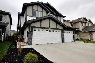 Main Photo: 17017 120 Street in Edmonton: Zone 27 House Half Duplex for sale : MLS® # E4083123
