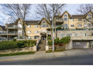 "Main Photo: 207 34101 OLD YALE Road in Abbotsford: Central Abbotsford Condo for sale in ""Yale Terrace"" : MLS® # R2219162"