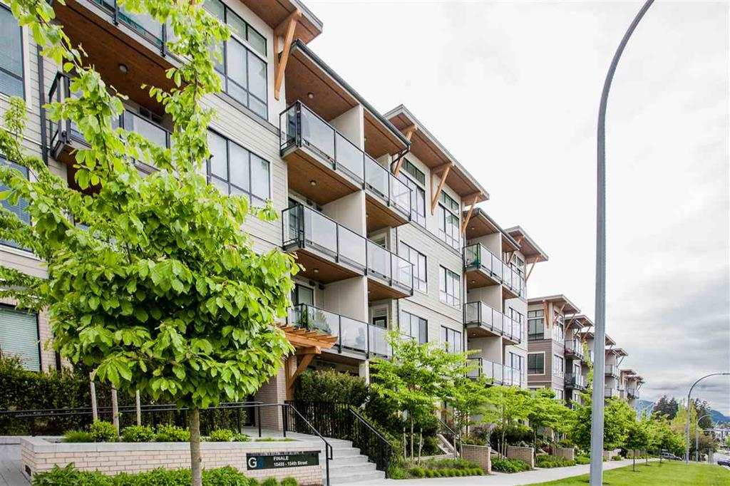 "Main Photo: 307 10455 154 Street in Surrey: Guildford Condo for sale in ""G3 Finals"" (North Surrey)  : MLS®# R2221079"
