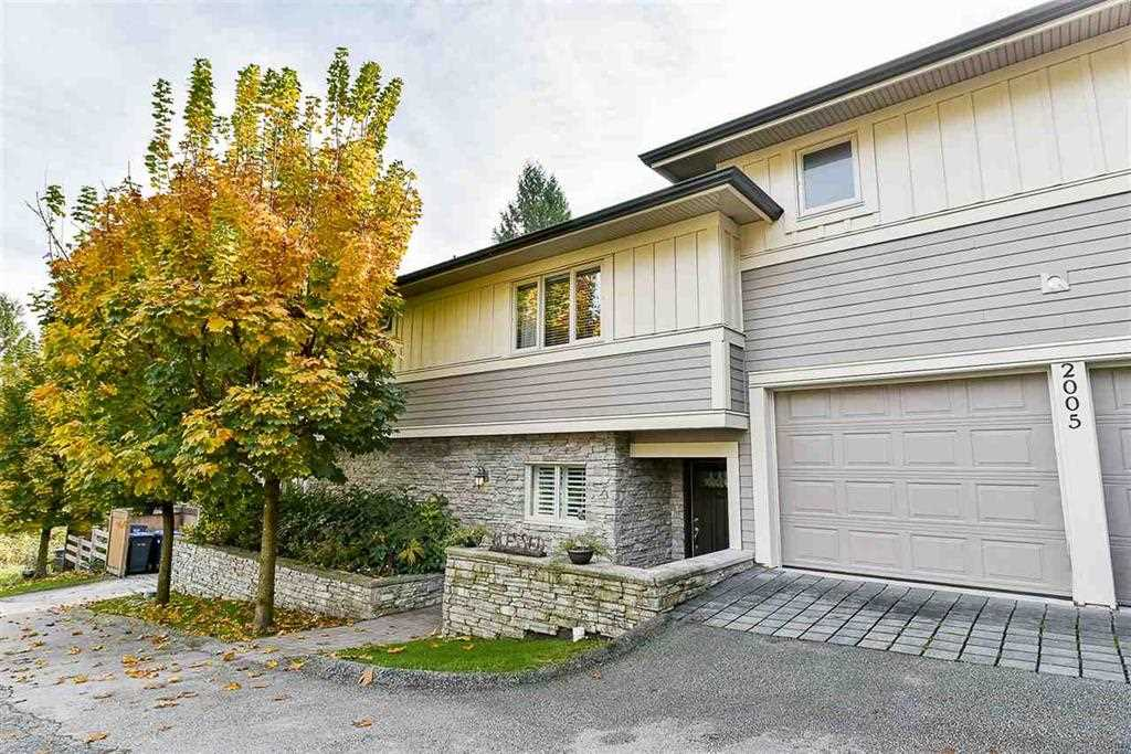 "Main Photo: 2005 COLUMBIA Street in Port Moody: Port Moody Centre Townhouse for sale in ""CREEKSIDE"" : MLS® # R2230707"