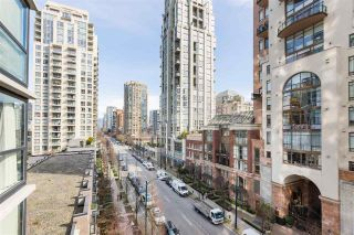 "Main Photo: 604 1295 RICHARDS Street in Vancouver: Downtown VW Condo for sale in ""THE OSCAR"" (Vancouver West)  : MLS® # R2247144"