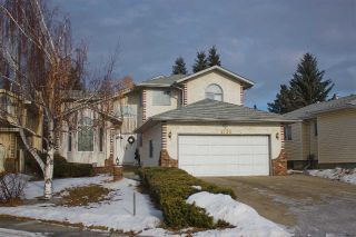 Main Photo: 1736 BEARSPAW Drive W in Edmonton: Zone 16 House for sale : MLS®# E4100570