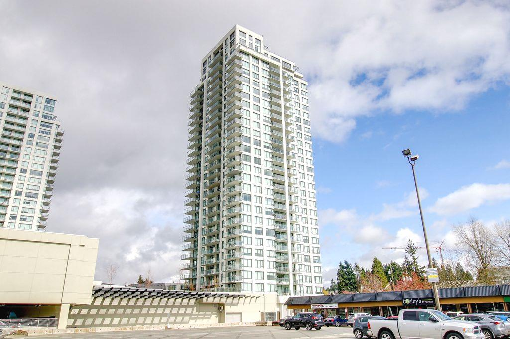 "Main Photo: 802 570 EMERSON Street in Coquitlam: Coquitlam West Condo for sale in ""UPTOWN 2 - BOSA"" : MLS®# R2251302"