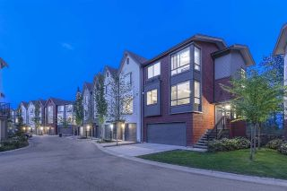 "Main Photo: 32 2310 RANGER Lane in Port Coquitlam: Riverwood Townhouse for sale in ""Fremont Blue"" : MLS®# R2265932"
