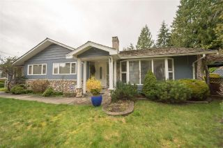 Main Photo: 928 BELVISTA Crescent in North Vancouver: Canyon Heights NV House for sale : MLS®# R2267308