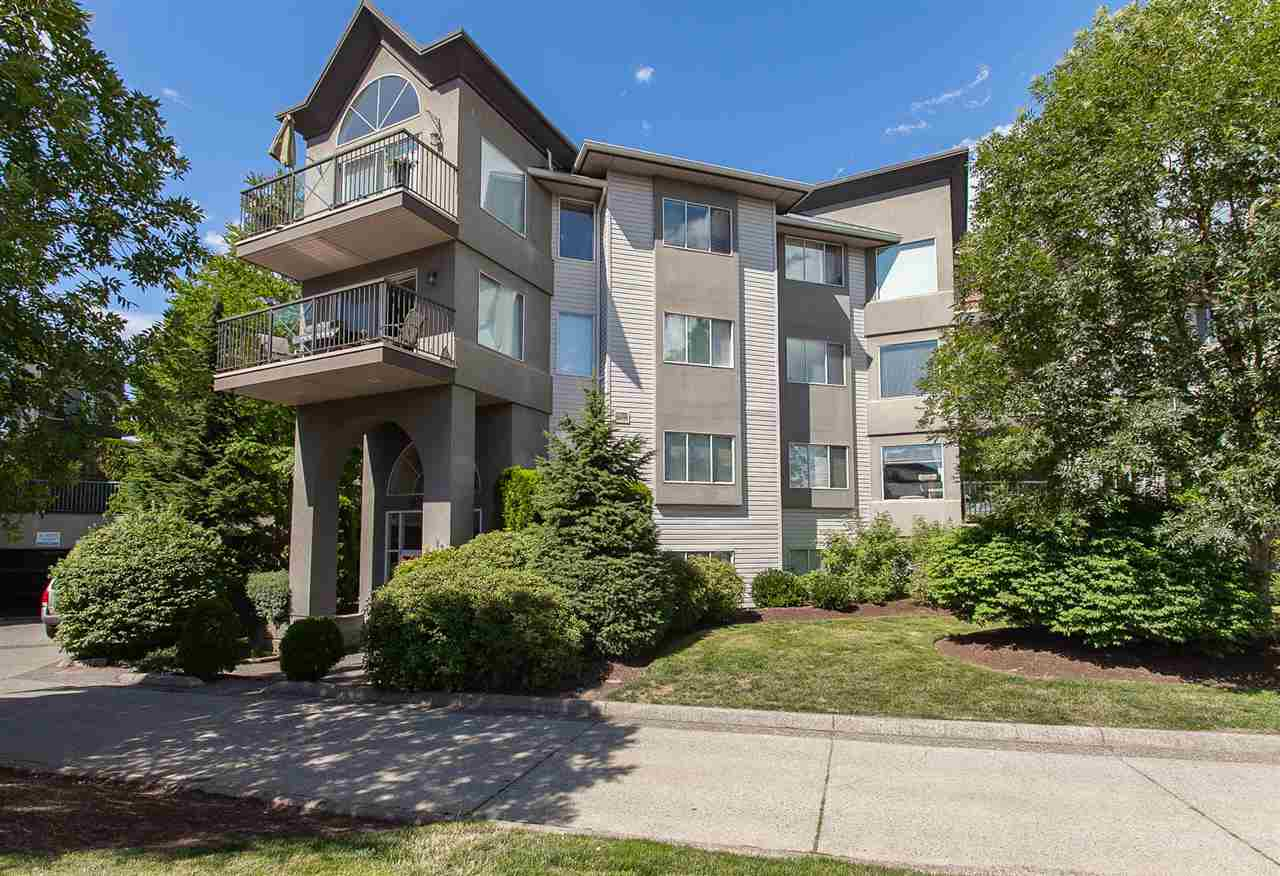 "Main Photo: 206 32725 GEORGE FERGUSON Way in Abbotsford: Abbotsford West Condo for sale in ""Uptown"" : MLS®# R2286957"