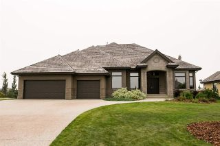 Main Photo: 32 Riverridge Crescent: Rural Sturgeon County House for sale : MLS®# E4126863