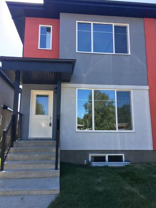Main Photo:  in Edmonton: Zone 19 House Half Duplex for sale : MLS®# E4130666