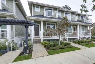 "Main Photo: 19 638 REGAN Avenue in Coquitlam: Coquitlam West Townhouse for sale in ""Nest"" : MLS®# R2312720"