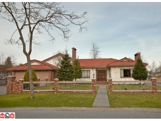 "Main Photo: 11028 157TH Street in Surrey: Fraser Heights House for sale in ""Fraser Heights"" (North Surrey)  : MLS®# F1111525"