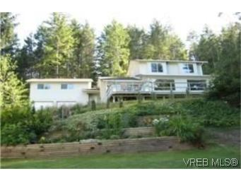 Main Photo: 1330 Copper Mine Road in SOOKE: Sk East Sooke Residential for sale (Sooke)  : MLS® # 265163