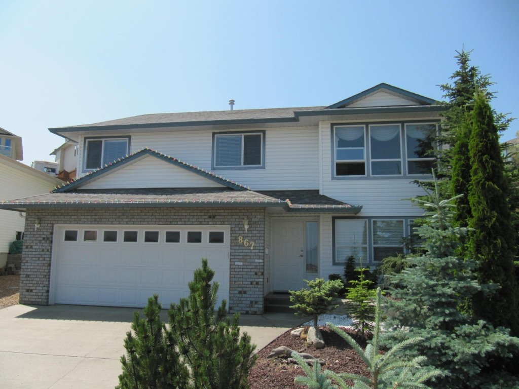 Main Photo: 867 Regent Crescent in Kamloops: House for sale : MLS® # MLS 111000
