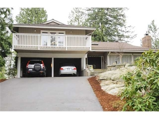 Main Photo: 4678 KEITH Road in West Vancouver: Caulfeild House for sale : MLS® # V877059
