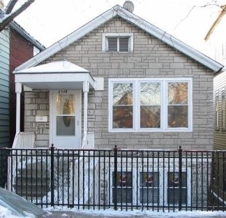 Main Photo: 2149 Cullerton Street in CHICAGO: Lower West Side Single Family Home for sale ()  : MLS®# 08562066