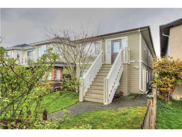 "Main Photo: 471 E 18TH Avenue in Vancouver: Fraser VE House for sale in ""Main/Fraser Corridor"" (Vancouver East)  : MLS® # V1055269"