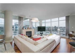 "Main Photo: 2101 428 BEACH Crescent in Vancouver: Yaletown Condo for sale in ""KING'S LANDING"" (Vancouver West)  : MLS® # V1097326"