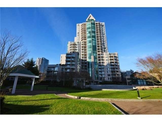 Main Photo: 602 1199 EASTWOOD Street in Coquitlam: North Coquitlam Condo for sale : MLS(r) # V1101511