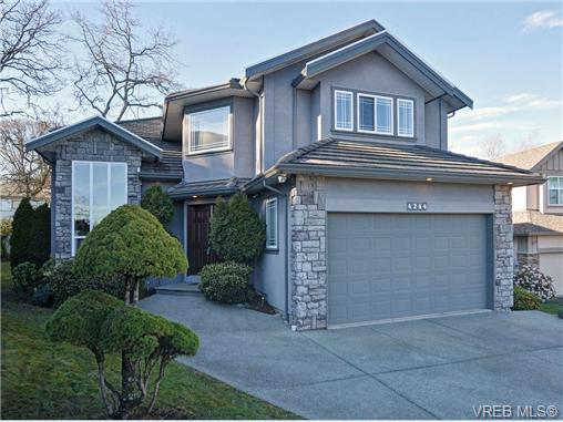 Main Photo: 4244 OAKVIEW Close in VICTORIA: SE Gordon Head Single Family Detached for sale (Saanich East)  : MLS® # 346947