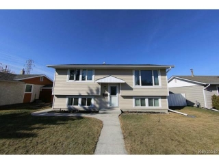 Main Photo: 26 Bromton Road in WINNIPEG: Windsor Park / Southdale / Island Lakes Residential for sale (South East Winnipeg)  : MLS® # 1507776