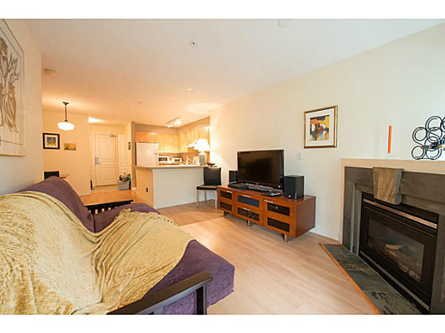"Main Photo: 303 7383 GRIFFITHS Drive in Burnaby: Highgate Condo for sale in ""18 TREES"" (Burnaby South)  : MLS(r) # V1143215"