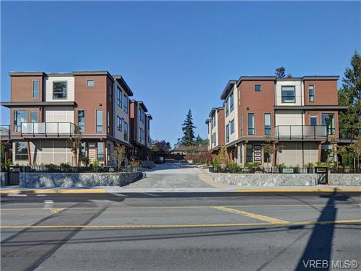 Main Photo: 3 1060 Tillicum Road in VICTORIA: Es Kinsmen Park Townhouse for sale (Esquimalt)  : MLS®# 357193