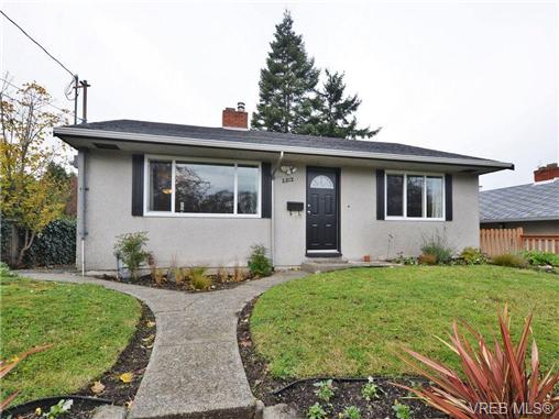 Main Photo: 2512 Shakespeare Street in VICTORIA: Vi Fernwood Single Family Detached for sale (Victoria)  : MLS®# 358149