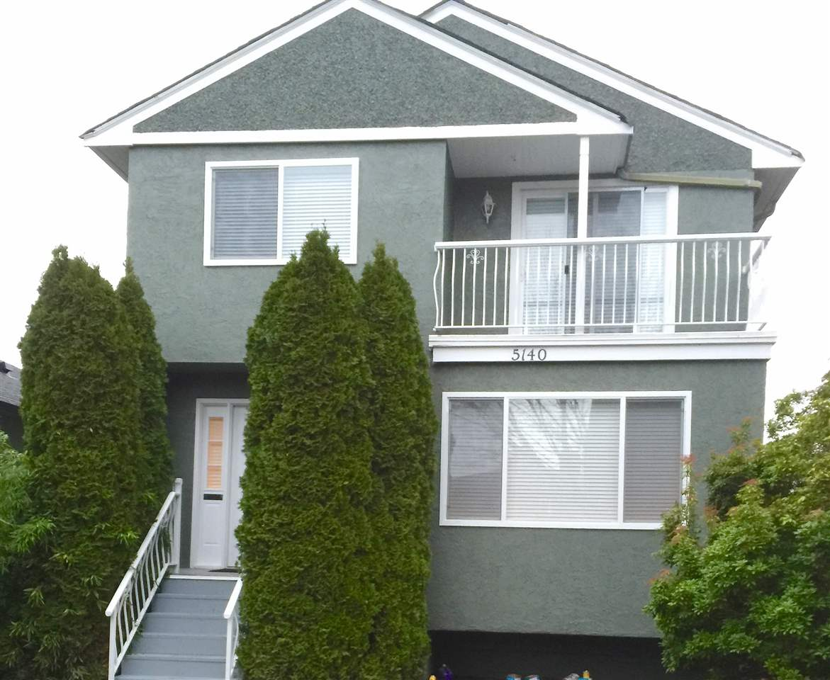 "Main Photo: 5140 WINDSOR Street in Vancouver: Fraser VE House for sale in ""Fraser VE"" (Vancouver East)  : MLS(r) # R2019426"
