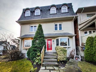 Main Photo: 89 Deforest Road in Toronto: High Park-Swansea House (3-Storey) for sale (Toronto W01)  : MLS® # W3443202