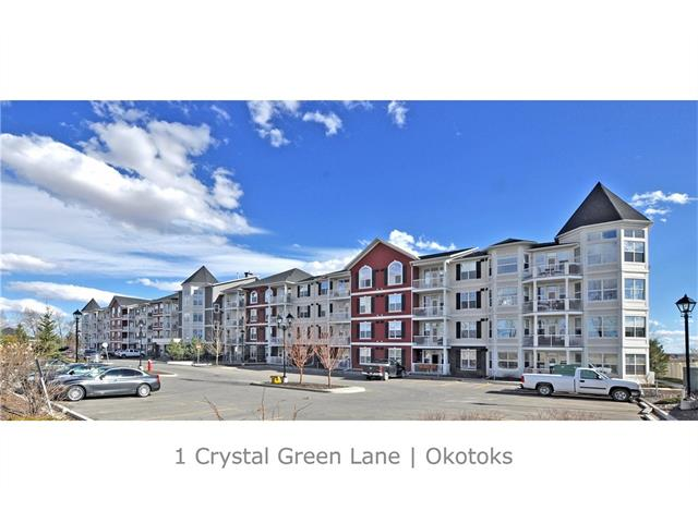 Photo 45: 302 1 Crystal Green Lane: Okotoks Condo for sale : MLS(r) # C4061966