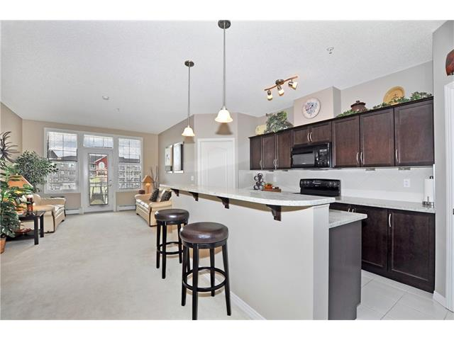 Photo 4: 302 1 Crystal Green Lane: Okotoks Condo for sale : MLS(r) # C4061966