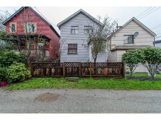 "Main Photo: 435 MCLEAN Drive in Vancouver: Hastings House for sale in ""Hastings"" (Vancouver East)  : MLS®# R2125046"