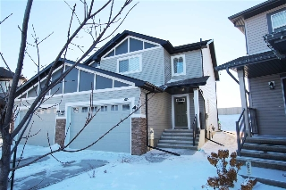Main Photo: 3706 9 Street in Edmonton: Zone 30 House Half Duplex for sale : MLS(r) # E4049559