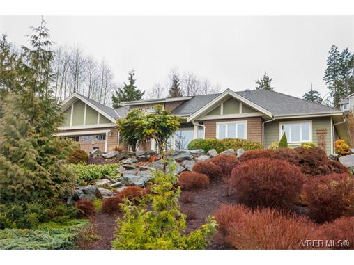 Main Photo: 2443 Gatewheel Road in MILL BAY: ML Mill Bay Single Family Detached for sale (Malahat & Area)  : MLS(r) # 374829