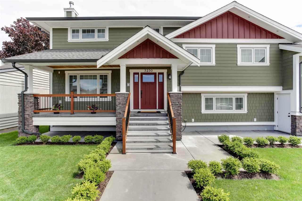 Main Photo: 5230 CENTRAL Avenue in Delta: Hawthorne House for sale (Ladner)  : MLS(r) # R2146543