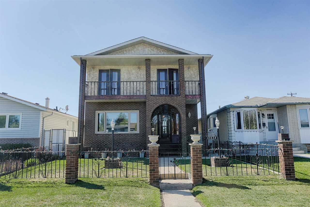 Main Photo: 10938 151 Street in Edmonton: Zone 21 House for sale : MLS® # E4057961