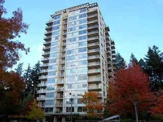 Main Photo: 808 5639 HAMPTON Place in Vancouver: University VW Condo for sale (Vancouver West)  : MLS® # R2162683
