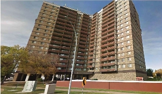 Main Photo: 513 13910 STONY PLAIN Road in Edmonton: Zone 11 Condo for sale : MLS(r) # E4064570