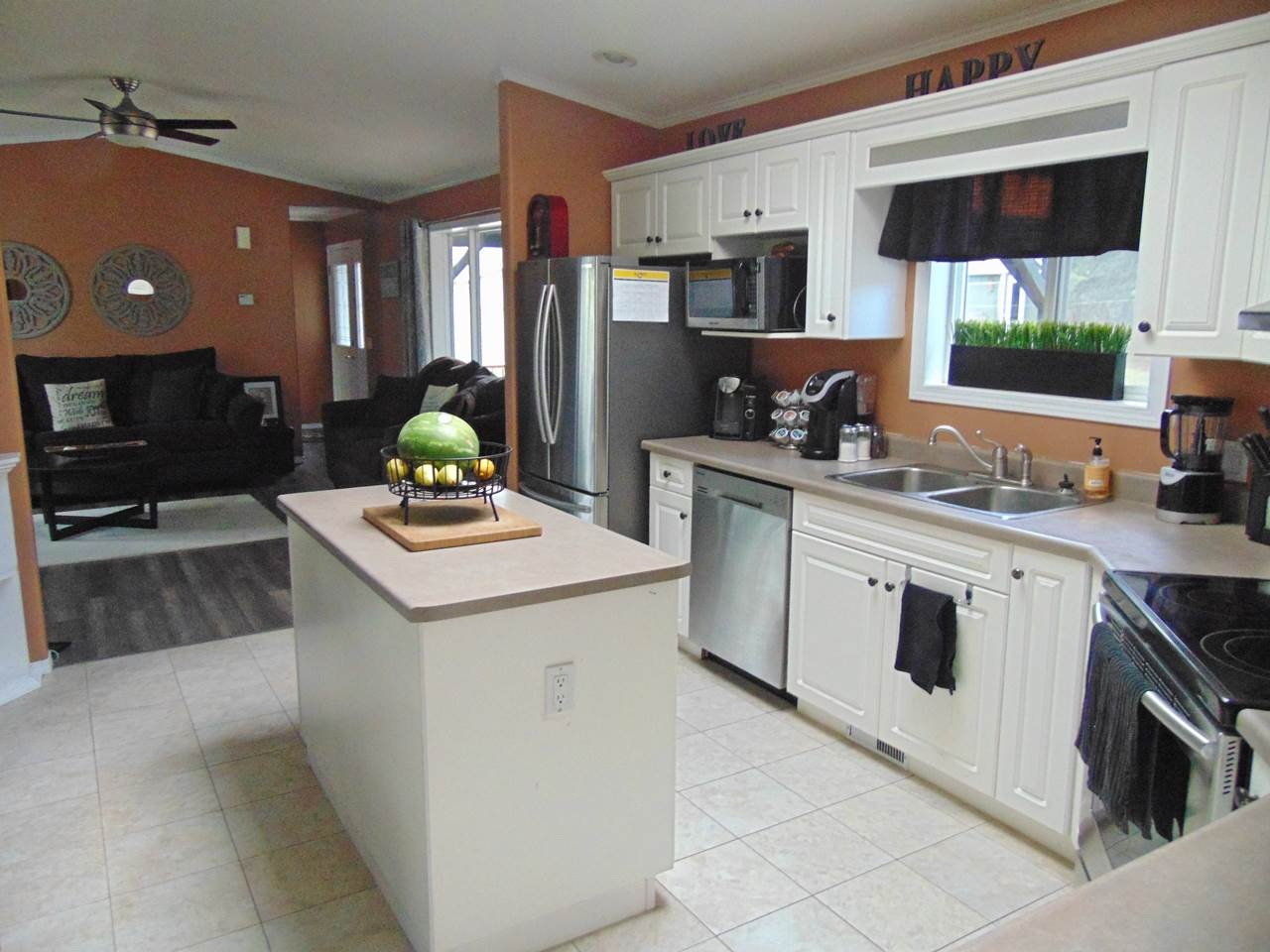 Photo 14: 67 59419 Rge Rd 240: Rural Westlock County Manufactured Home for sale : MLS(r) # E4064786