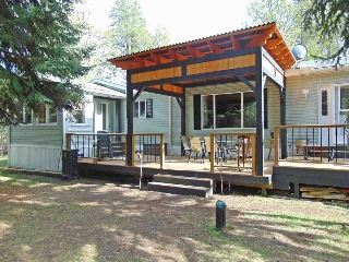 Main Photo: 67 59419 Rge Rd 240: Rural Westlock County Manufactured Home for sale : MLS® # E4064786