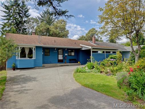 Main Photo: 3114 Glen Lake Road in VICTORIA: La Glen Lake Single Family Detached for sale (Langford)  : MLS® # 378245