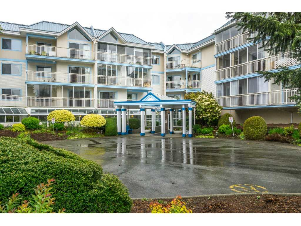 Main Photo: 313 31930 OLD YALE Road in Abbotsford: Abbotsford West Condo for sale : MLS®# R2174944
