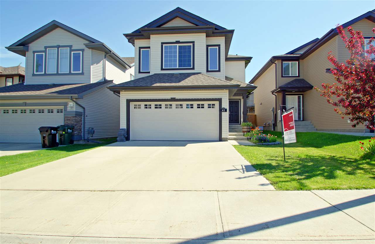 Main Photo: 41 CASCADE Way: Sherwood Park House for sale : MLS(r) # E4074486