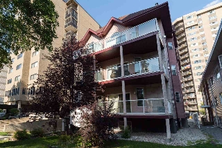 Main Photo: 100 10145 114 Street NW in Edmonton: Zone 12 Condo for sale : MLS® # E4078332