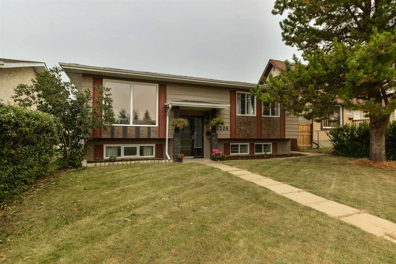Main Photo: 5206 17A Avenue in Edmonton: Zone 29 House for sale : MLS® # E4081321