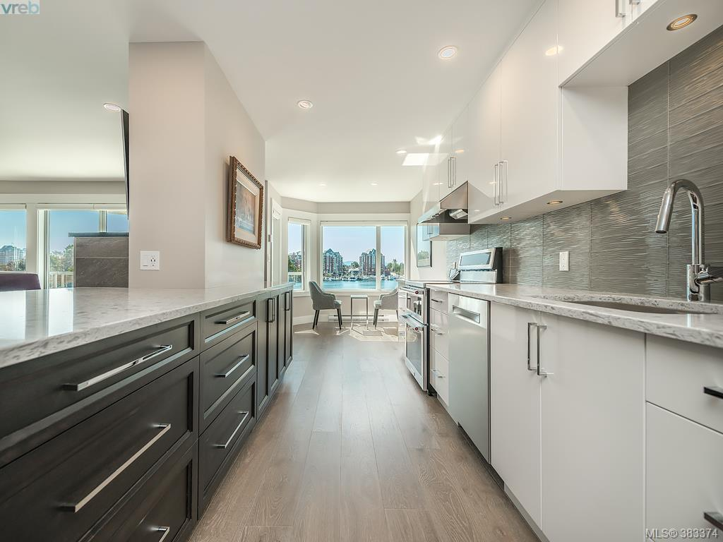 Main Photo: 204 55 Songhees Road in VICTORIA: VW Songhees Condo Apartment for sale (Victoria West)  : MLS® # 383374