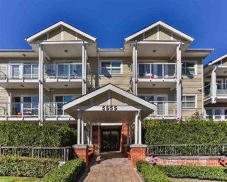 "Main Photo: 303 5655 INMAN Avenue in Burnaby: Central Park BS Condo for sale in ""NORTH PARC"" (Burnaby South)  : MLS® # R2214643"