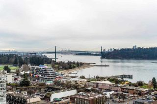 "Main Photo: 1703 650 16TH Street in West Vancouver: Ambleside Condo for sale in ""WESTSHORE PLACE"" : MLS® # R2230247"