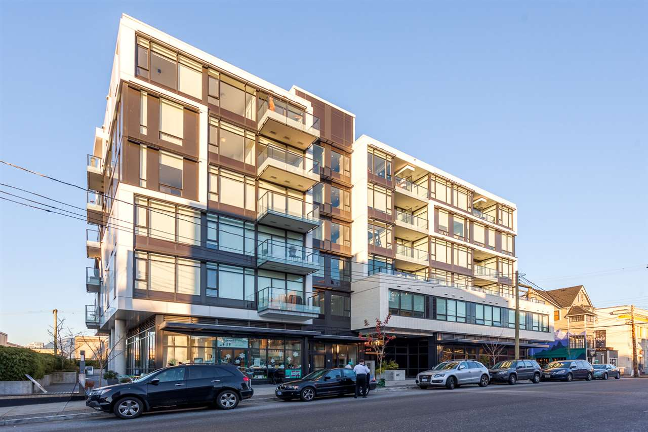 "Main Photo: 511 133 E 8TH Avenue in Vancouver: Mount Pleasant VE Condo for sale in ""Collection 45"" (Vancouver East)  : MLS®# R2240865"